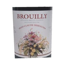 Brouilly J.C. Debeaune 2010 rouge 0,75L