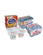 fromages blancs individuels